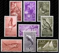 Image de Испанские колонии лот 9 старинных марок / MNH OG VF / Фауна