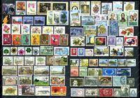 Image de Лот 120 старых марок бывших британских колоний / Used F-VF