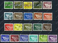 Image de Ирландия лот 20+ старых марок стандарт / Used F-VF / Фауна