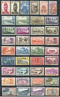 Image de Французские колонии лот 38 старинные марки / Unused F-VF