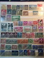 Image de Коллекция 800++ старых марок всего мира / Used F-VF