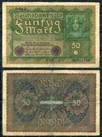 Изображение Германия 1919г. P# 66 / 50 марок / VF