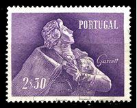 Изображение Португалия 1957г. 2.30 эск. Гаррет  / Used XF