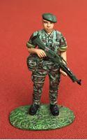 Изображение Армейский спецназ Испания / Франция / олово / 60 мм