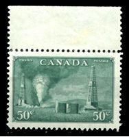 Picture of Канада 1903г. SC# 294  • 50c. добыча нефти •  MNH OG XF+ ( кат.- $10 )