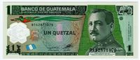 Bild von Гватемала 2012 г. • 1 кетсаль • UNC пресс