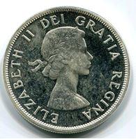 Изображение Канада 1963 г. • 1 доллар • UNC+