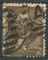 Picture of США 1882г. SC# 205  • 5 c. Джеймс Гарфилд •  Used F ( кат.- $12 )