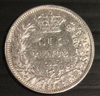 Bild von Великобритания 1879 г. • KM# 715.2 • 6 пенсов • серебро • регулярный выпуск • XF ( кат.- $70,00 )