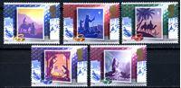 Изображение Великобритания 1988г. SC# 1234-8  • Рождество •  MNH OG VF / полн. серия