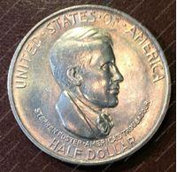 """Image de США 1936г. KM# 176 • 50 центов """"Цинциннати"""" • MS BU!"""
