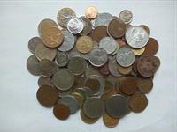 Изображение Иностранные монеты  • Иностранные монеты 100 шт .+ (без повторов)