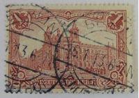 Изображение  1905 г. Mi# 94А1 • Почтамт в Берлине • Used XF ( кат.- €3 )