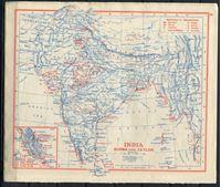 Image de Довоенные карты. 10 стр. + 2 стр. индекса