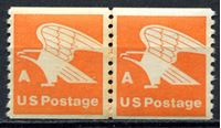 Изображение США 1978г. SC# 1743  • Класс А(15с.) стандарт. рулонная •  MNH OG XF / пара