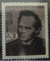 Изображение Германия ФРГ 1966 г. Mi# 504 • 100 лет со дня рождения Седерблома • MNH OG XF+ ( кат.- €0,3 )