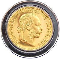 Изображение Австрия 1915г.  • Золотой дукат •  BU