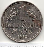 Изображение Германия ФРГ 1982 г. F • 1 марка • регулярный выпуск • VF