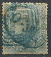 Bild von Индия 1866-78 гг. Gb# 72 • 6a.8p. Королева Виктория • Used F ( кат.- £30 )