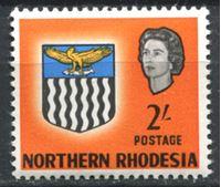 Image de Северная Родезия 1963г. Gb# 84  • 2sh. Герб колонии XF