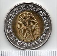 Изображение Египет 2008 г. • 1 фунт • сфинкс • регулярный выпуск • VF