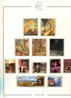 Изображение Португалия 1999-2001 гг.  • лот 70 марок + 9 блоков. номинал - €50.85 • MNH OG XF