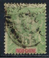 Picture of Французский Индокитай  1892-96 гг.  Iv# 6  • 5 с. •   стандарт • Used VF ( кат.- €2 )