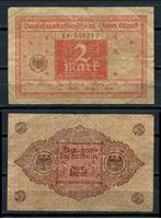 Изображение Германия 1920 г. P# 59 • 2 марки • регулярный выпуск • F+