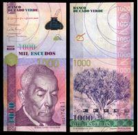 Изображение Кабо-Верде 2007 г. P# 70 • 1000 эскудо • регулярный выпуск • UNC пресс