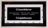 Image de Зубцемер (Perforation Gauge) фирмы Lighthouse • новый