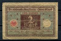 Изображение Германия 1920 г. P# 60 • 2 марки • регулярный выпуск • F-
