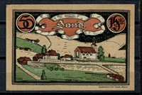 Изображение Австрия •  Ландль 1920 г. • 50 геллеров • Вид поселка • локальный выпуск • UNC пресс
