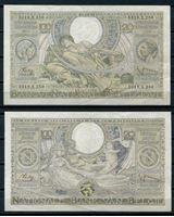 Image de Бельгия 1938 г. P# 107 • 1000 франков • регулярный выпуск • AU+