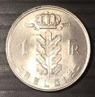 Image de Бельгия 1979г. KM# 143.1 • 1 франк • регулярный выпуск • MS BU люкс!