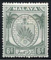 Bild von Малайя • Негри Сембилан 1935-1941 гг. Gb# 28 • Герб • MLH OG VF-XF ( кат.- £5 )