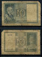 Изображение Италия 1935 г. P# 25 • 10 лир • регулярный выпуск • G