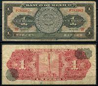 Изображение Мексика 1959 г. P# 59 • 1 песо • регулярный выпуск • F