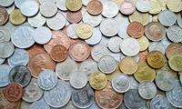 Picture of Иностранные монеты 1950 - 2016 гг. • ( № 1029 ) 20 монет Мира - одним лотом. • VF+