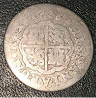 Изображение Испания 1736 г. • KM# 298 • 1 реал • (серебро) • регулярный выпуск • F-