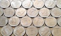 Изображение Бельгия 1950 - 1988 гг. • 20 монет - одним лотом. • VF