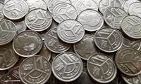 Изображение Бельгия 1989 - 1993 гг. • 20 монет - одним лотом. • регулярный выпуск • VF