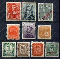 Image de Старинные иностранные марки • 10 разных ** • MNH OG VF • лот № 2