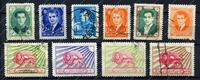 Image de Иран • лот 10 старинных марок • Used VF