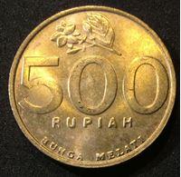 Bild von Индонезия 2000 г. KM# 59 • 500 рупий • регулярный выпуск • герб Индонезии • BU