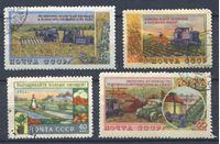 Picture of СССР 1954 г. Сол# 1775-8 • Сельское хозяйство (2-й выпуск) • Used(ФГ) VF • полн. серия