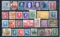 Image de Старинные иностранные марки • лот 29 шт. разных • Used VF • лот № 4