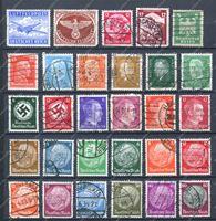 Image de Германия • 3-й рейх • старинные марки • лот 29 шт. разные • Used VF
