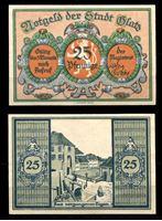 Picture of Германия •  Глац 1922 г. • 25 пфеннигов • герб города • локальный выпуск • UNC пресс