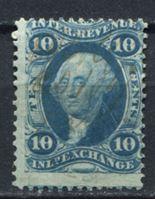 Image de США 1862-71 гг. SC# R36c • 10c. • для товарообменных операций • фискальный выпуск • Used VF