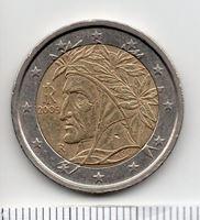 Image de Италия 2003 г. • 2 евро • регулярный выпуск • VF